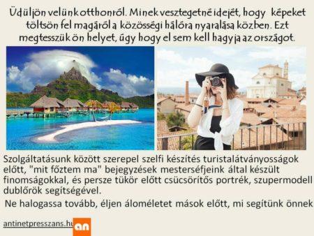 Vicces nyaralás Írta: Urszinyi Fehér Csaba