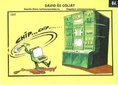 Koldus karikatúra Rajzolta: Dluho