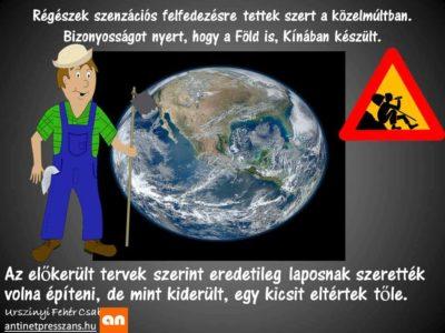 Történelem humor Írta: Urszinyi Fehér Csaba