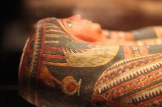 Múmia poén Írta: Szeghalmi Örs