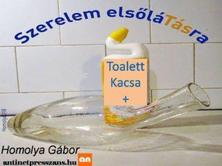 Mellékhelység humor Homolya Gábor