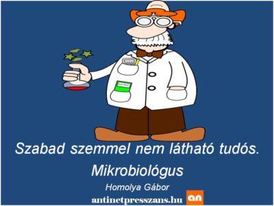 Vicces humoros tudós