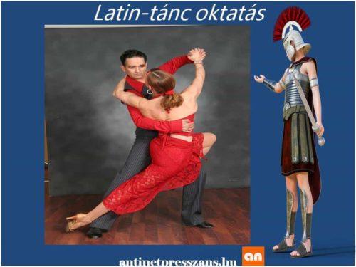 Humoros latin-tánc