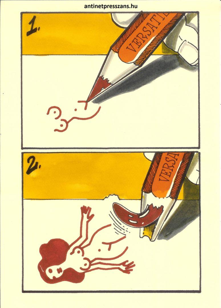 Grafikus humor