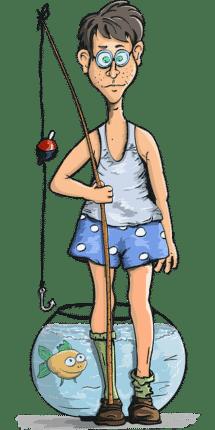 Humoros horgászkaland
