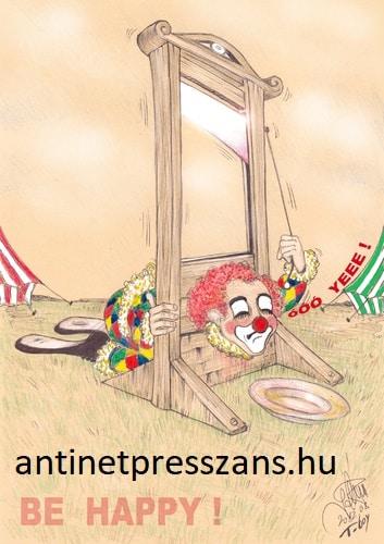 Vicces motivációs karikatúra