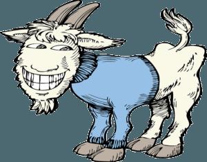 Egy kecske humoros utazása