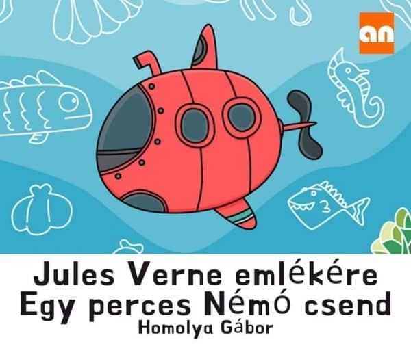 Vicces Verne humor