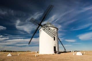 Don Quijote paródia